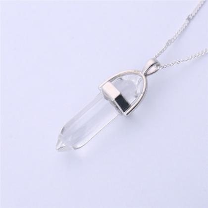 Stone Pendant Fashion Thanks For Be..