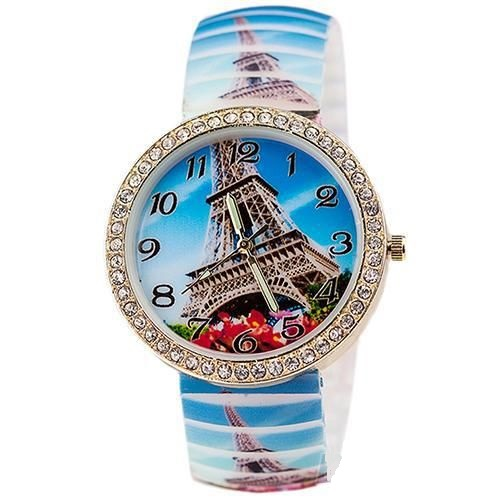 Paris spring break party fashion girl watch